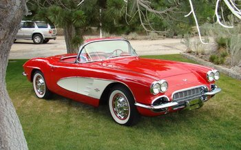 1961 Chevrolet Corvette Convertible for sale 100945992