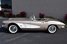 1961 Chevrolet Corvette for sale 100953656