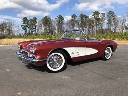 1961 Chevrolet Corvette for sale 100960299