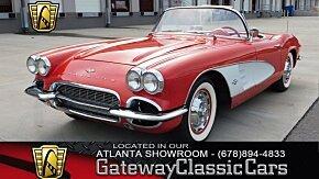 1961 Chevrolet Corvette for sale 100963790
