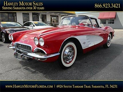 1961 Chevrolet Corvette for sale 100965880