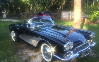 1961 Chevrolet Corvette Convertible for sale 100975542