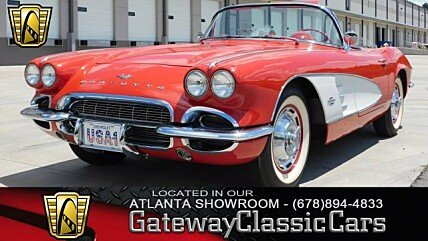 1961 Chevrolet Corvette for sale 100990877