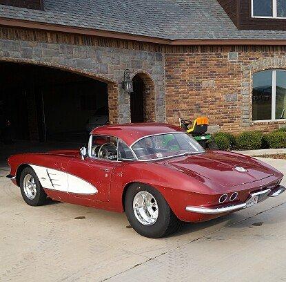 1961 Chevrolet Corvette Convertible for sale 100991208