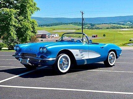 1961 Chevrolet Corvette for sale 101003875