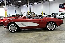 1961 Chevrolet Corvette for sale 101009400