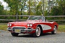 1961 Chevrolet Corvette for sale 101016390