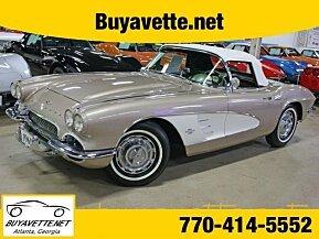 1961 Chevrolet Corvette for sale 101018470