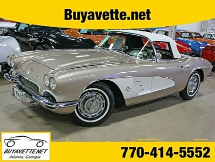 1961 Chevrolet Corvette for sale 101018470