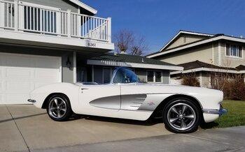 1961 Chevrolet Corvette Convertible for sale 101041228