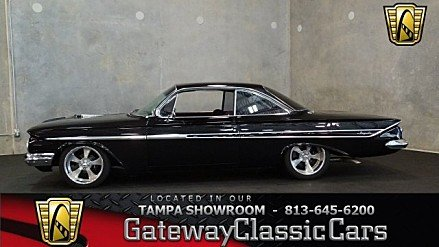 1961 Chevrolet Impala for sale 100776812