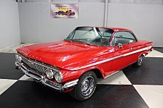 1961 Chevrolet Impala for sale 100785286