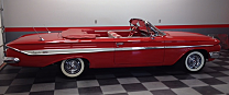 1961 Chevrolet Impala SS for sale 100799955