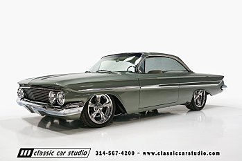 1961 Chevrolet Impala for sale 100855883