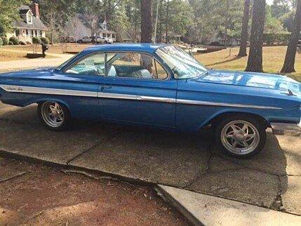 1961 Chevrolet Impala for sale 100857506