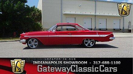 1961 Chevrolet Impala for sale 100860704