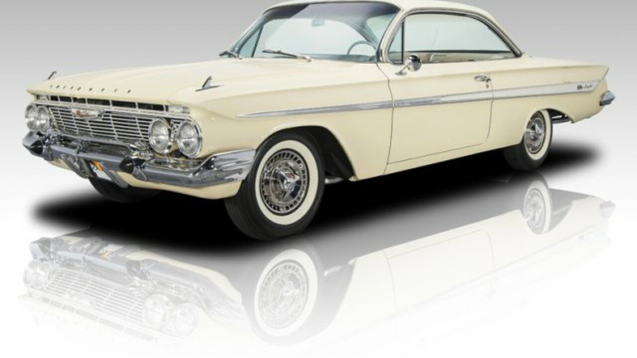 1961 Chevrolet Impala for sale 100854081
