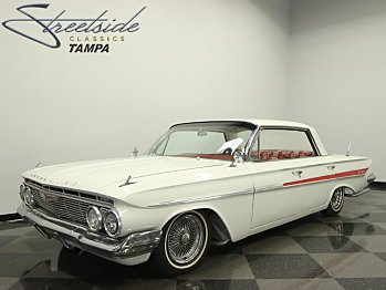 1961 Chevrolet Impala for sale 100889880