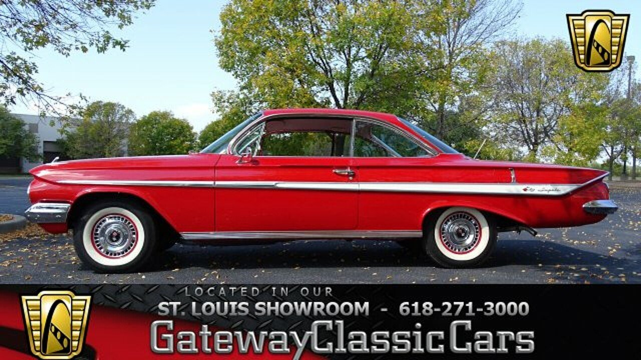 1961 Chevrolet Impala for sale 100920152