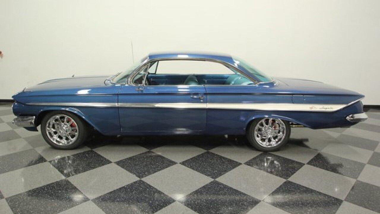 1961 Chevrolet Impala For Sale Near Lutz Florida 33559 Classics Chevy Ss 101002075
