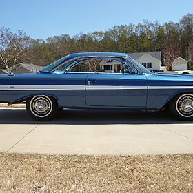 1961 Chevrolet Impala SS for sale 100873577