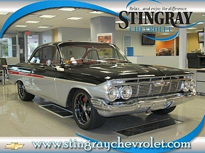 1961 Chevrolet Impala for sale 100967475