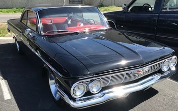 1961 Chevrolet Impala Coupe for sale 100972034