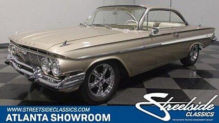 1961 Chevrolet Impala for sale 100975726