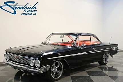 1961 Chevrolet Impala for sale 100978421