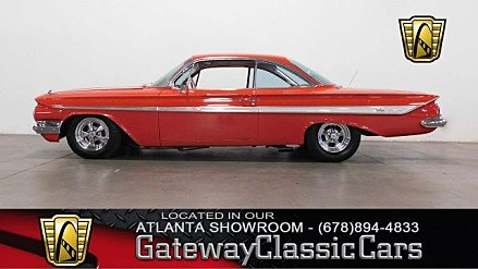 1961 Chevrolet Impala for sale 100986414
