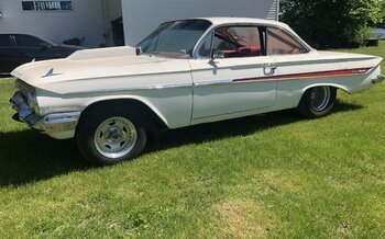 1961 Chevrolet Impala Coupe for sale 100990411