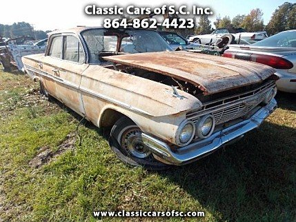 1961 Chevrolet Impala for sale 101017308