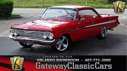 1961 Chevrolet Impala for sale 101026028