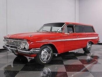 1961 Chevrolet Nomad for sale 100734077