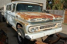1961 Chevrolet Suburban for sale 100882904