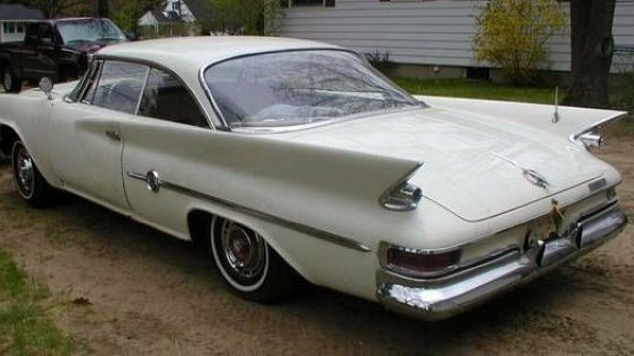 1961 chrysler 300 for sale near cadillac michigan 49601 classics on autotrader. Black Bedroom Furniture Sets. Home Design Ideas