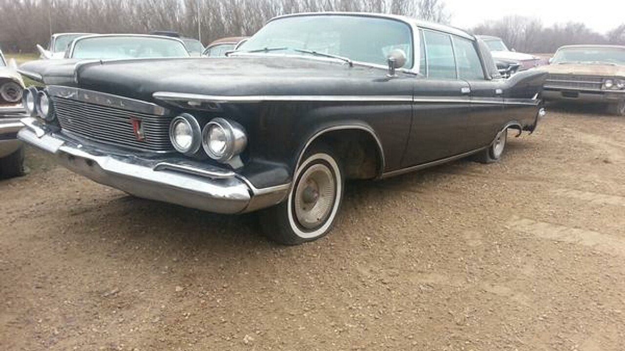 1961 Chrysler Imperial for sale near New Ulm, Minnesota 56073 ...