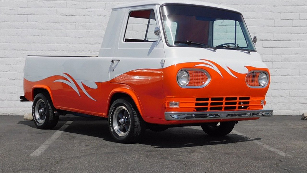 1961 Ford Econoline Pickup for sale 100985157