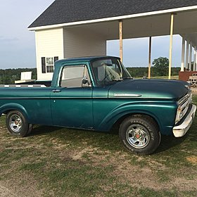 1961 Ford F100 for sale 100758784