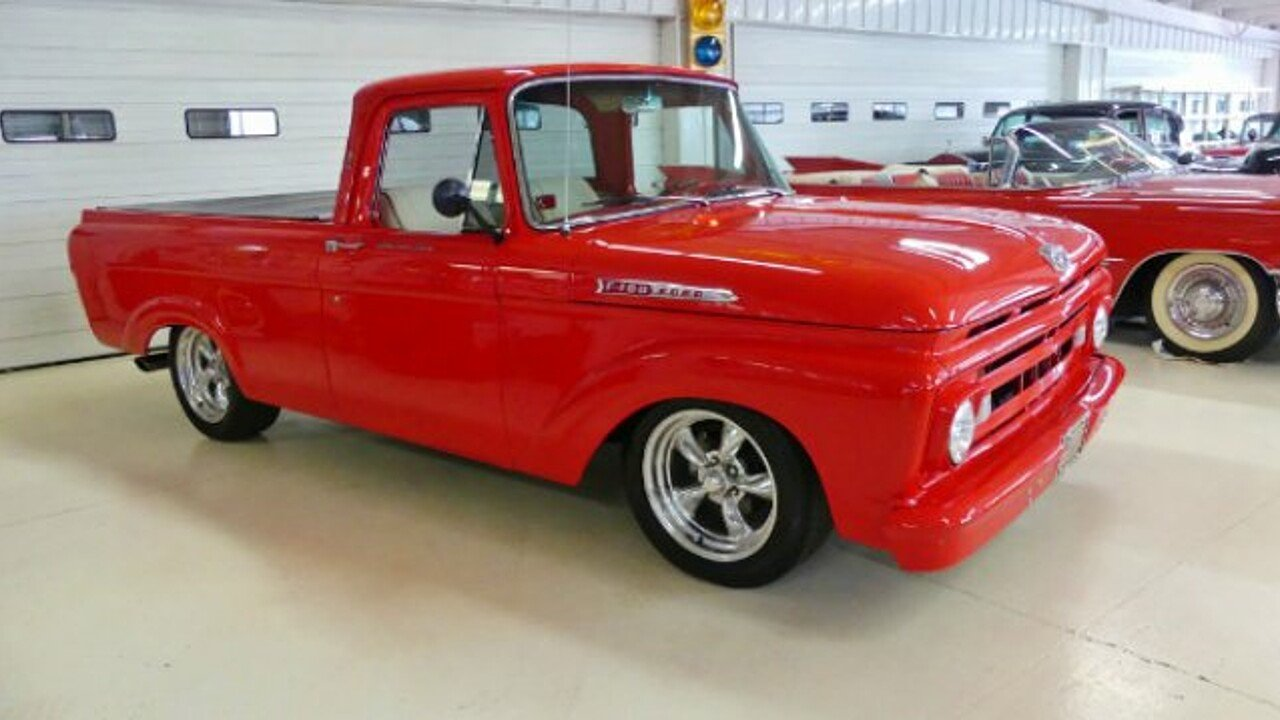 1961 Ford F100 for sale 100860966