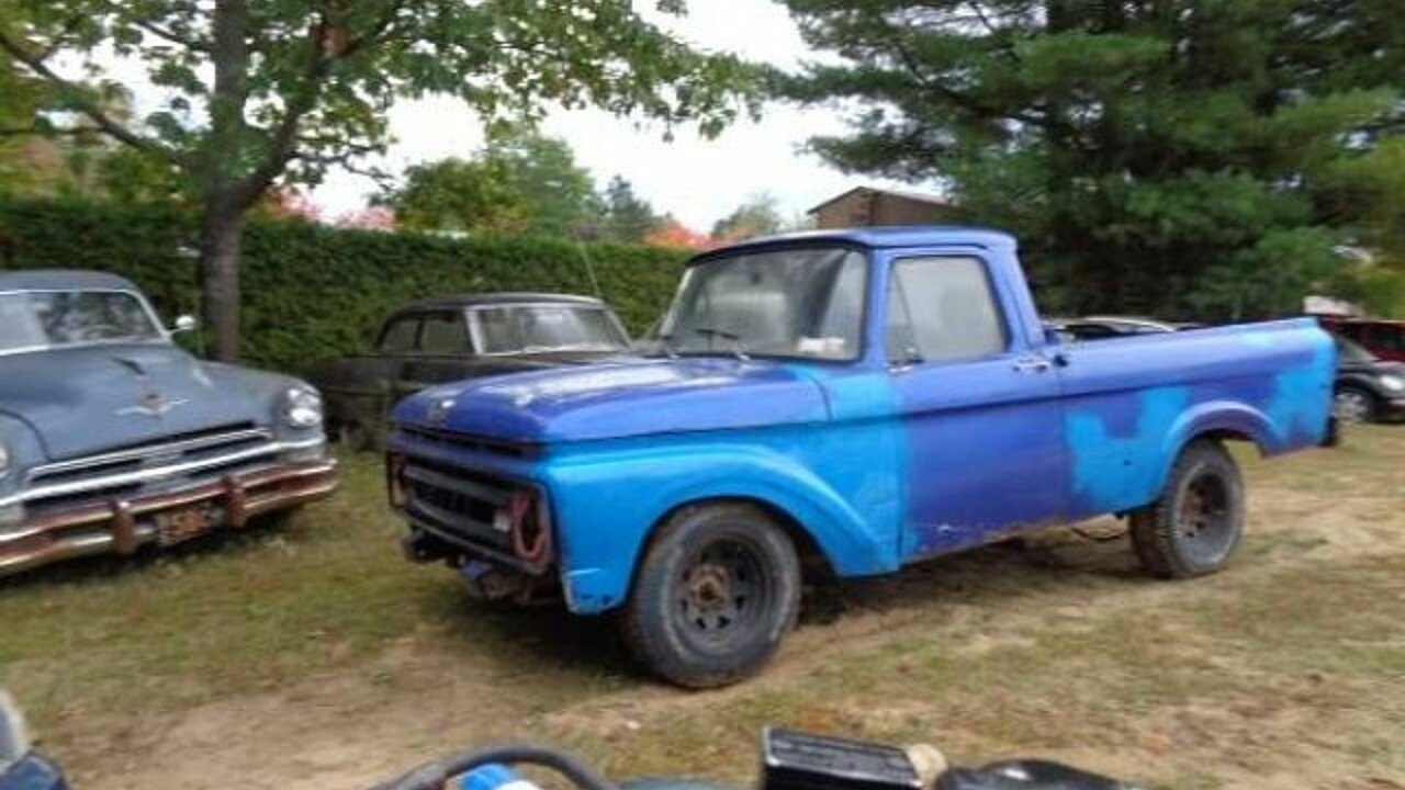 1961 Ford F100 for sale 100934778