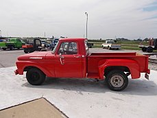 1961 Ford F100 for sale 100787605
