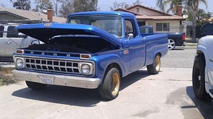 1961 Ford F100 for sale 100826668