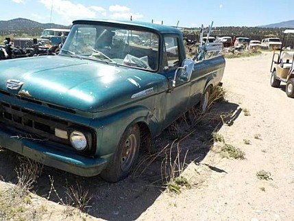 1961 Ford F100 for sale 100862626