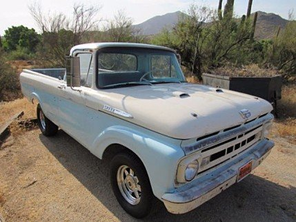 1961 Ford F100 for sale 100885264