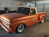 1961 Ford F100 2WD Regular Cab for sale 100952777