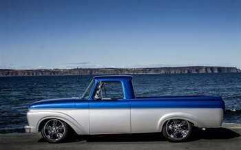 1961 Ford F100 for sale 100992052