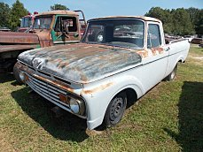 1961 Ford F100 for sale 101025884