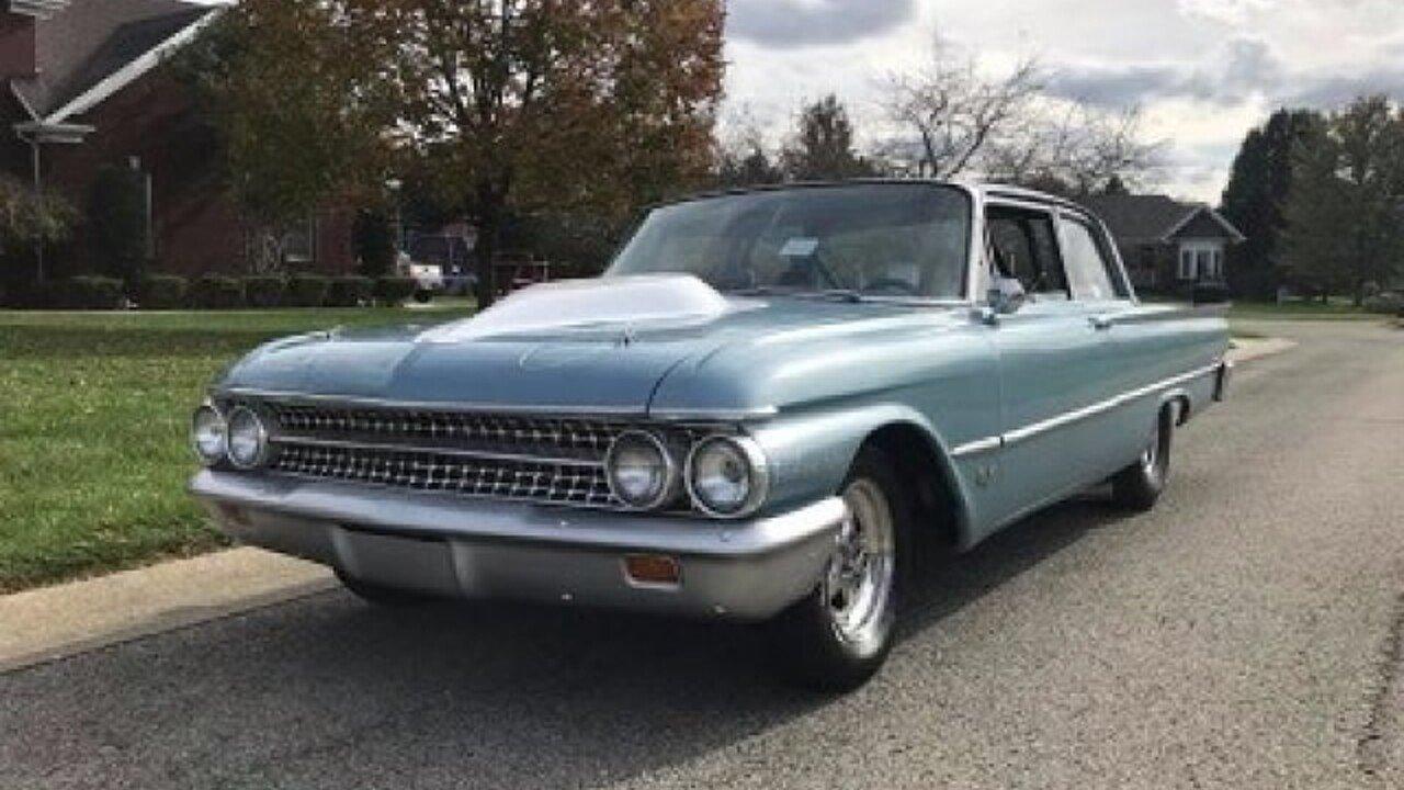 1961 Ford Fairlane for sale near Mundelein, Illinois 60060 ...