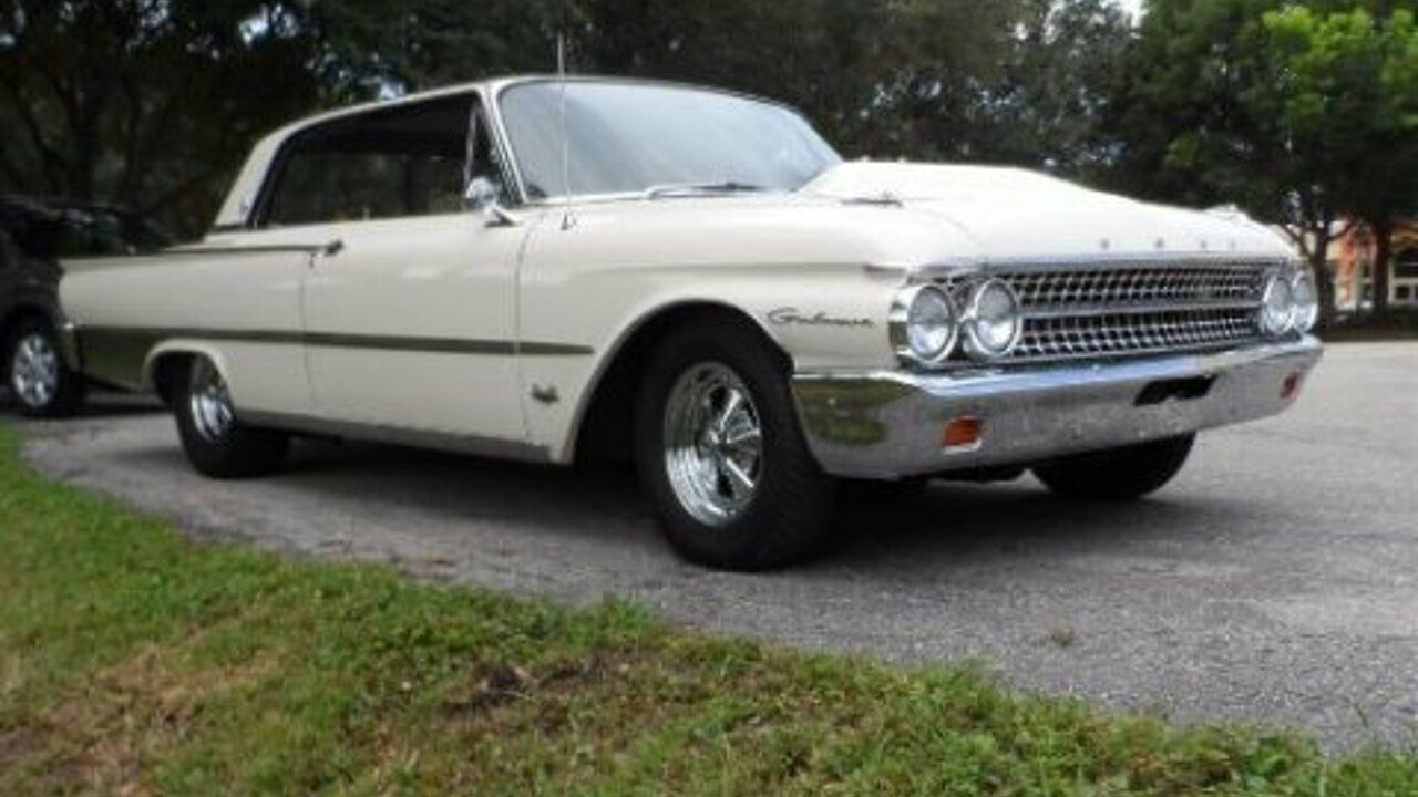 1961 Ford Galaxie for sale 100893703